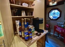 Kitchen Cabinet- Hissim Woodworking- Kintnersville, PA