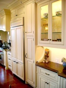 Kitchen cabinets- Hissim Woodworking- Kintnersville, PA